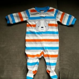 Carter's Colorful 0-3months Baby Boy Pajama